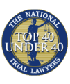 Personal Injury Attorney Ashton Dennis - National Trial Lawyers Top 40 Under 40