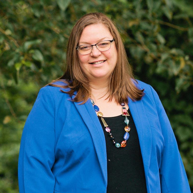 Sheryl Pot, Senior Paralegal