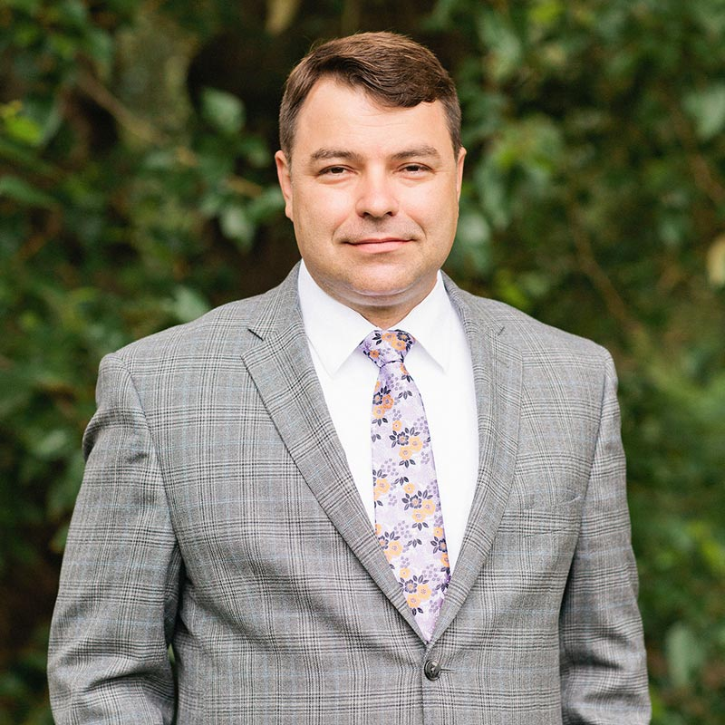 Spencer Parr, Seattle L&I Attorney