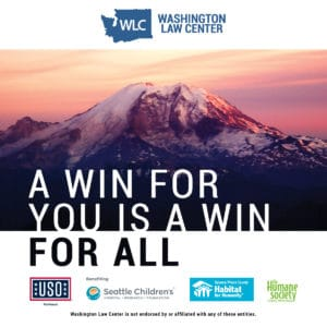 Tacoma Attorney Charity - We Give Campaign