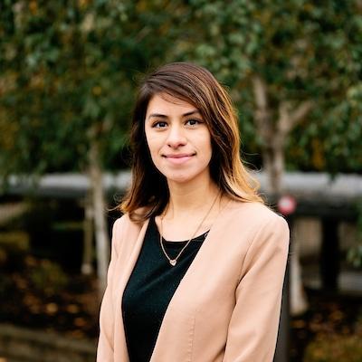 Carolina Cambray - Receptionist