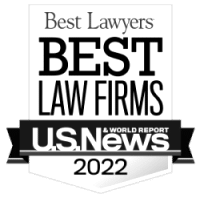 Washington Best Law Firms - Personal Injury Attorneys - Standard Badge - b-w